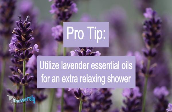Utilize Lavender Essential Oils