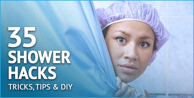 shower hacks cover image