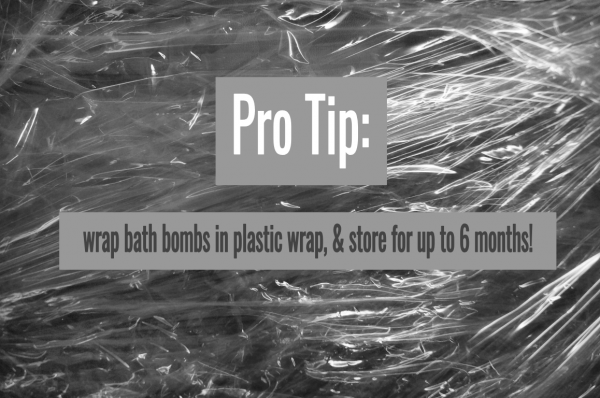 #7: Pop your bath bombs out of their molds, then store in a cool place image