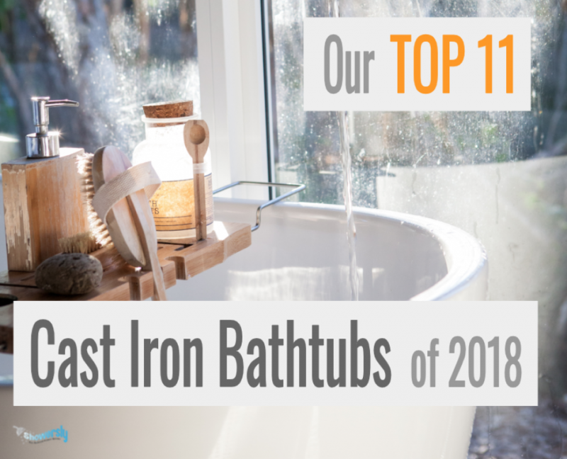 11 Best Cast Iron Bathtub Reviews of 2018 | Ultimate Guide