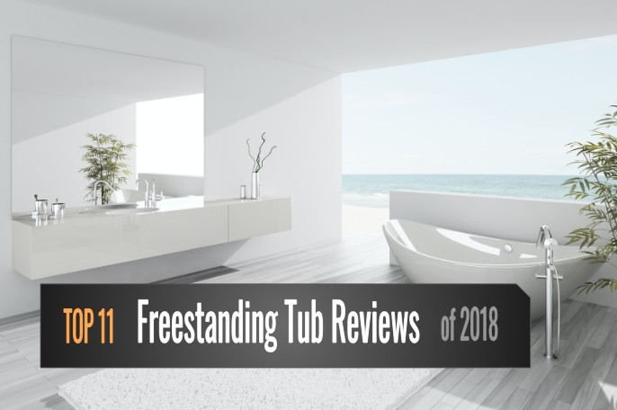 Best Freestanding Tubs Reviews 2018 Featured Image