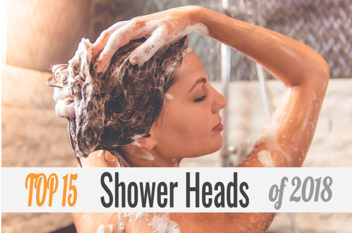 Best Shower Heads 2018 - Featured Image - Showersly