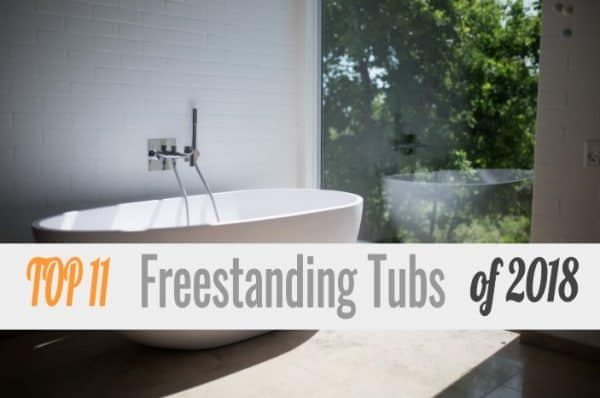 Top 11 Freestanding Tubs Featured Post Image