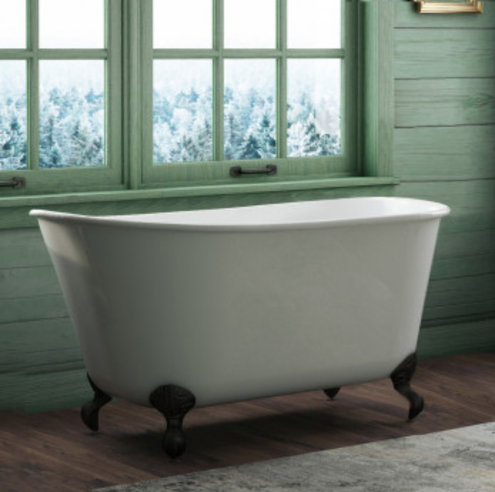 Tub Connection Holt Cast Iron Tub