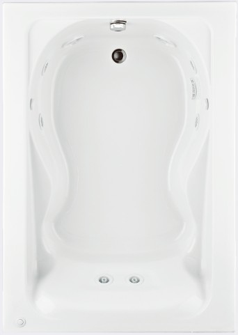 American Standard 2772018W.020 Cadet Whirlpool Tub
