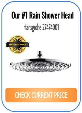 #1 rain shower head - Hansgrohe 27474001