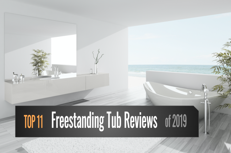 best freestanding tubs reviews 2019 - TOP 11 - showersly