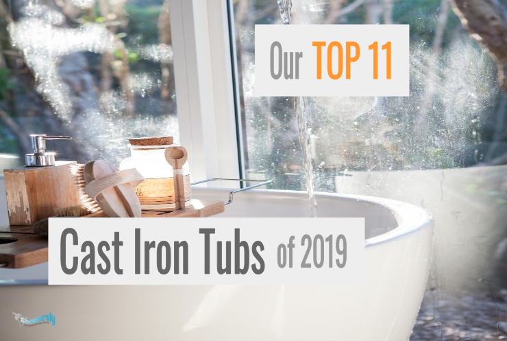 best cast iron tubs reviews 2019 featured image