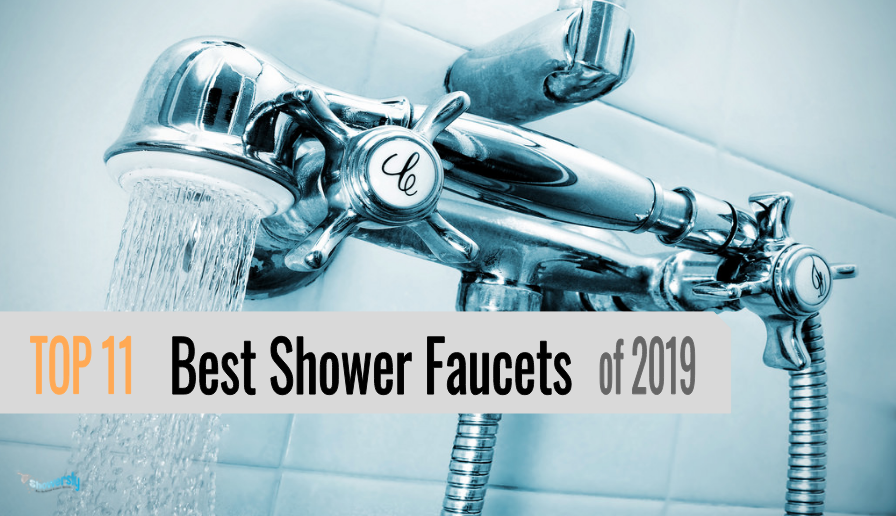 best shower faucets reviews 2019 featured image