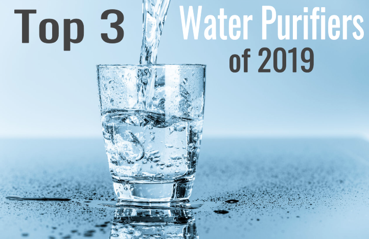 best water purifiers reviews 2019 featured image