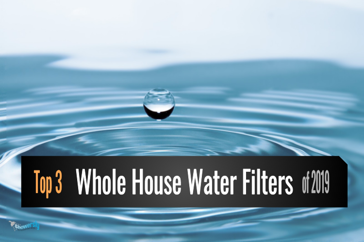 best whole house water filters reviews 2019 featured image