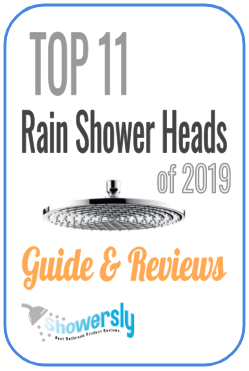 rain shower heads guide 2019