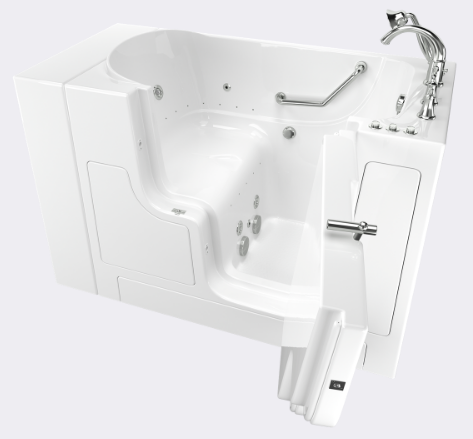 15 Best Walk In Tubs 2019 Reviews Buyers Guide