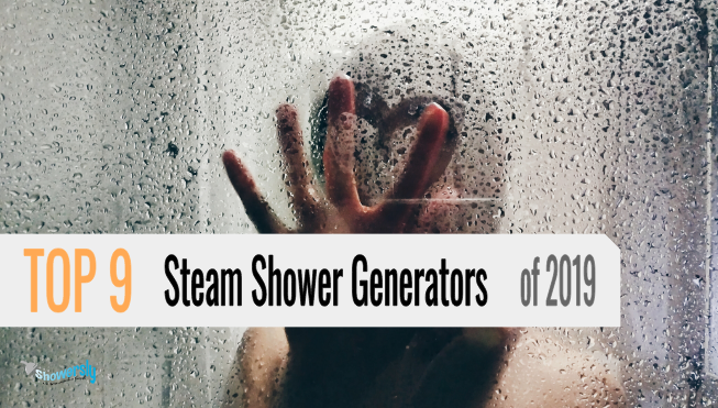 steam shower generator featured image - showersly