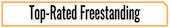 top-rated freestanding whirlpool model