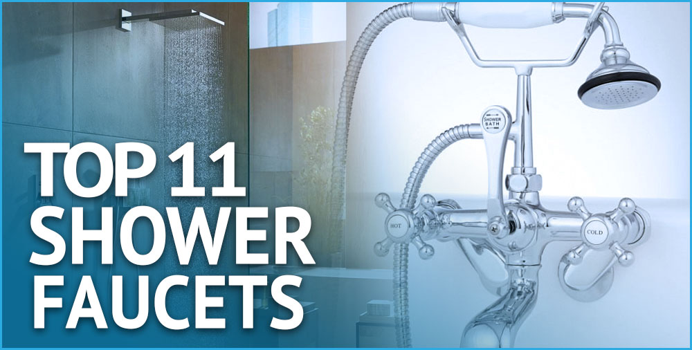 Best shower faucets- Cover Image