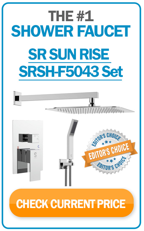 #1 shower faucet set - SR Sun Rise SRSH-F5043