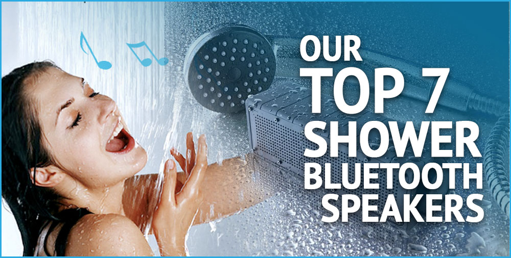 Shower bluetoothspeakers - Cover Image