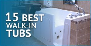 top 15 walk-in tubs