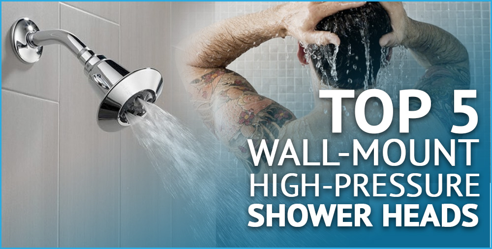 high pressure showerheads - Cover Image
