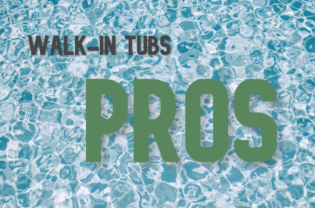 walk in tubs pros
