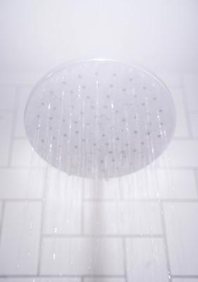 large rain shower head image