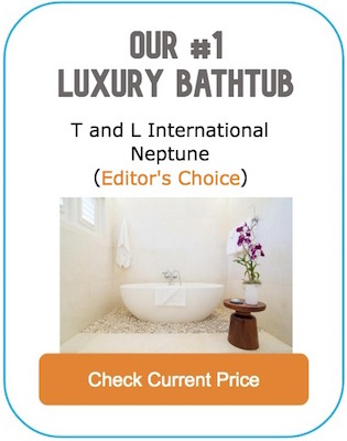 luxury bathtub sidebar