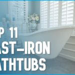 top 11 cast-iron bathtubs