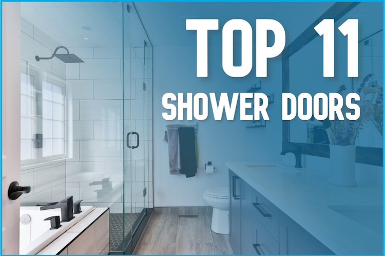 11 best shower doors