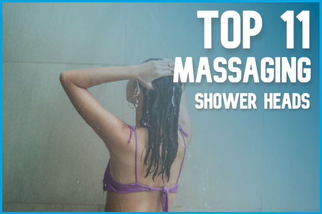 Best Massaging Shower Head - cover image - Showersly
