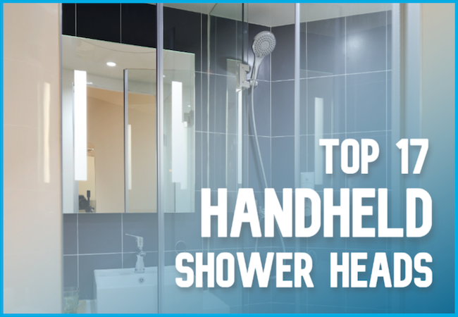 Top 17 Best Handheld Shower Heads - Showersly Cover Image